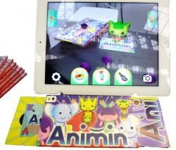 Animin App and Animin Toys