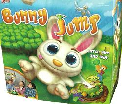Bunny Jump Toy