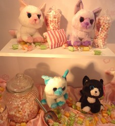 Candies Plush Puppies
