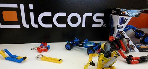 Cliccors Toys