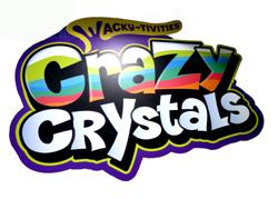 Crazy Crystals Toys