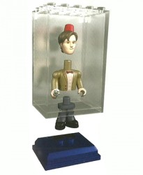 Doctor Who Display Brix