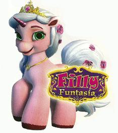 Filly Funtasia Toys