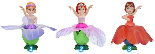 Flowee Mini Dolls
