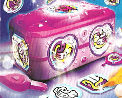Gem Drops Toy Treasure Box