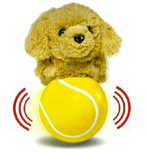 The Happy's Toy Bentley Dog