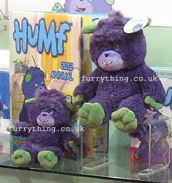 Humf Plush Teddy