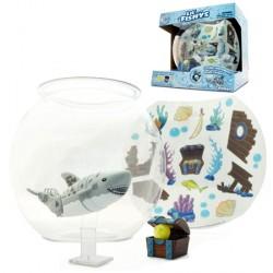Lil Fishys Chomps Aquarium Playset