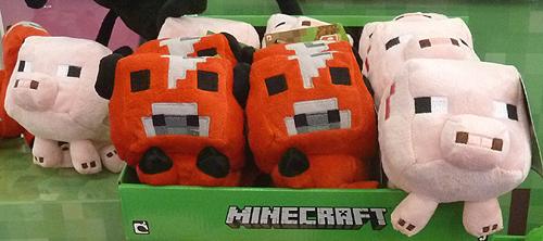 Minecraft Plush
