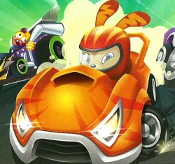 Moshi Karts Toys