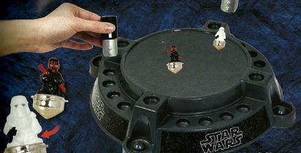 Spin Strikers Star Wars Battle Arena