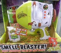 Stink Bugzzz Smell Blaster