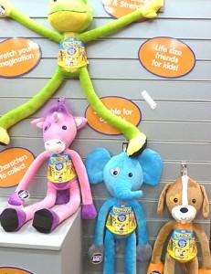 Stretchkins Toys