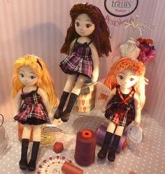 Sweet Lollies Dolls Punk Sweets