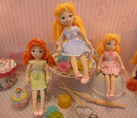 Sweet Lollies Toy Ragdolls