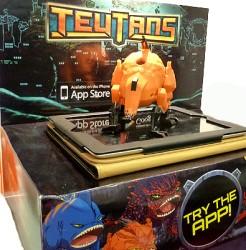 Teutans App Toys