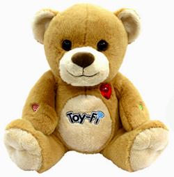 Toy-Fi Teddy Bear