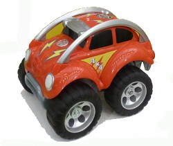 V-Dubs RC Roll Over Beetle